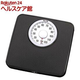 タニタ アナログヘルスメーター ブラック HA-650-BK(1台)【タニタ(TANITA)】