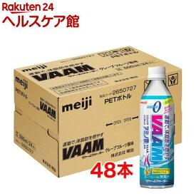 ヴァームウォーター(500ml*48本)【ヴァーム(VAAM)】[スポーツドリンク]