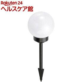 セーブ・インダストリー ソーラー式 ボール型ガーデンライト 812046X6(6個セット)