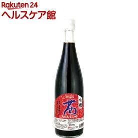 オーサワ 有機茜醤油(720ml)【オーサワ】