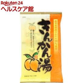 きんかん湯(20g*6袋入)【今岡製菓】