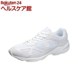アサヒ ウィンブルドン 038 ホワイト/ホワイト 21.0cm(1足)【ウィンブルドン(WIMBLEDON)】