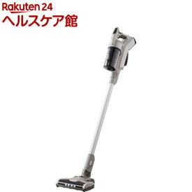 siroca(シロカ) サイクロン式コードレススティッククリーナー シャンパンシルバー SV-H101(SC)(1台)【シロカ(siroca)】[掃除機]