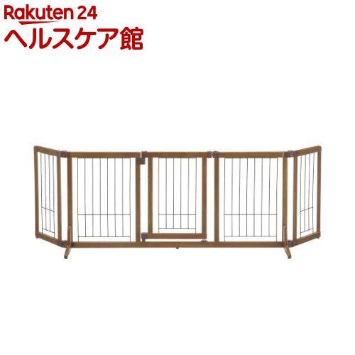 リッチェル ペット用木製おくだけドア付きゲート Lサイズ(1台)【送料無料】