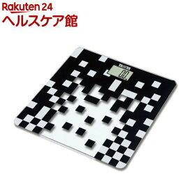 タニタ デジタルヘルスメーター ブラック HD-380-BK(1台)【タニタ(TANITA)】