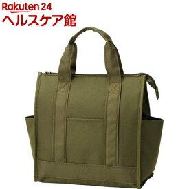 保冷弁当袋 角型 カーキ(1コ入)【トルネ】