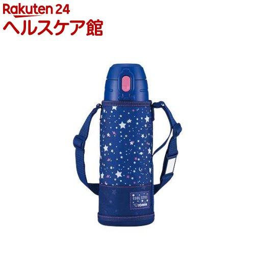 ステンレスボトル SP-JA08-AU スターネイビー(1コ入)【送料無料】