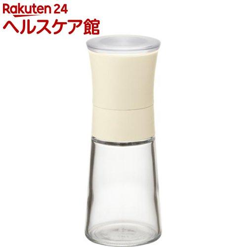 リベラリスタ ペッパー&ソルトミル S ホワイト(1コ入)【リベラリスタ】