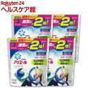 アリエール 洗濯洗剤 ジェルボール3D プラチナスポーツ 詰め替え 超特大(26コ入*4コセット)【アリエール】