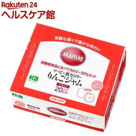マービー 低カロリーりんごジャムスティック(13g*35本入)【マービー(MARVIe)】
