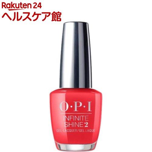 OPI(オーピーアイ) インフィニットシャイン ケイジャン シュリンプ ISLL64(15mL)【OPI(オーピーアイ)】