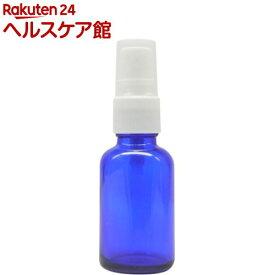 アロマアンドライフ Dシリーズ ブルーガラススプレー容器 30ml 3本セット(1セット)【アロマアンドライフ】
