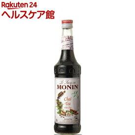 モナン チャイティー・シロップ(700mL)【モナン】