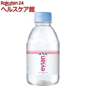 伊藤園 evian(エビアン) ミネラルウォーター(220ml*24本入)【エビアン(evian)】[水]