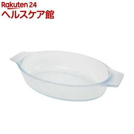 耐熱ガラス セラベイク オーバルロースター M K-9492(1コ入)