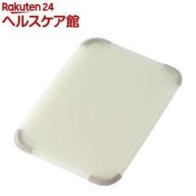 リベラリスタ グリップボード レクタングル GLII001 ホワイト(1コ入)【リベラリスタ】
