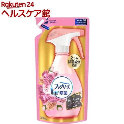 ファブリーズwithレノアハピネス アンティークローズ&フローラルの香り 詰替(320mL)【ファブリーズ(febreze)】