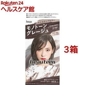ビューティーン メイクアップカラー モノトーングレージュ(3箱セット)【ビューティーン】