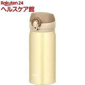 サーモス 真空断熱ケータイマグ クリーミーゴールド 0.35L JNL-353 CRG(1コ入)【サーモス(THERMOS)】
