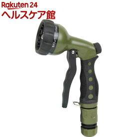 セフティー3 散水ノズル カラー オリーブ SSN-2 OL(1コ入)【セフティー3】