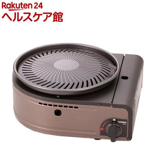 イワタニ カセットガススモークレス焼肉グリル「やきまる」(1台)【イワタニ】