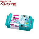 トイレクイックル トイレ掃除シート 詰め替え(10枚入)【クイックル】[つめかえ 詰替え]