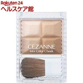 セザンヌ ミックスカラーチーク 20 シェーディング(7.2g)【セザンヌ(CEZANNE)】