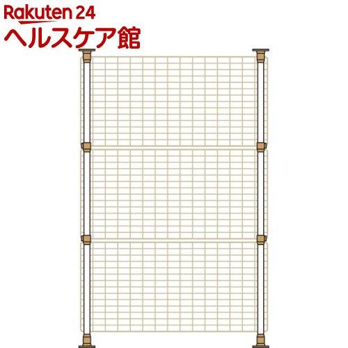 マルカン 猫網戸脱走防止フェンス Sサイズ(1コ入)【送料無料】