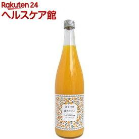 無茶々園 温州みかんジュース(720ml)【無茶々園】