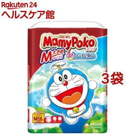 マミーポコ パンツ M ドラえもん(58枚入*3袋セット)【マミーポコ】[おむつ トイレ ケアグッズ オムツ]