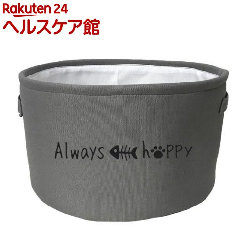 ペットプロ キャットバスケット Always happy Sサイズ(1コ入)【ペットプロ(PetPro)】