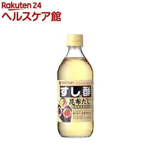 ミツカンすし酢 昆布だし入(500mL)