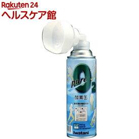 イワタニ ピュア酸素缶 NRS-1(1本入)【イワタニ】