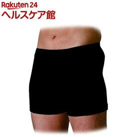 吸水ボクサーパンツ アクティブ ブラック LL(1枚入)
