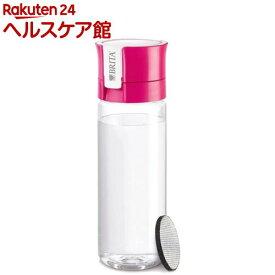 ブリタ ボトル型浄水器 ピンク(1個)【ブリタ(BRITA)】