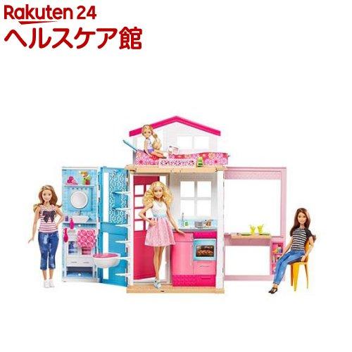 バービーのかわいいハウス DVV47(1コ入)【バービー人形】