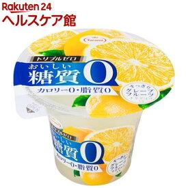 トリプルゼロ おいしい糖質ゼロ すっきりグレープフルーツ(195g*6コ入)【spts3】【たらみ】