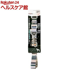 ドギーマン ハンサムストライプリード 25mm ブラウン MD2612(1コ入)【ドギーマン(Doggy Man)】