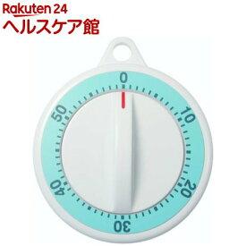 ドリテック 60分計ダイヤル タイマー ブルー T-331BL(1コ入)【ドリテック(dretec)】
