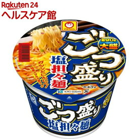 マルちゃん ごつ盛り 塩担々麺 ケース(112g*12個入)【マルちゃん】
