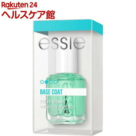 エッシー(essie) ファーストベース ベースコート(13.5ml)【essie(エッシー)】