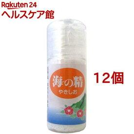海の精 やきしお プチソルト(10g*12コセット)【海の精】