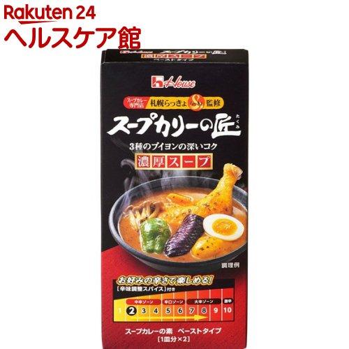 スープカリーの匠 ペーストタイプ 濃厚辛口(119g)