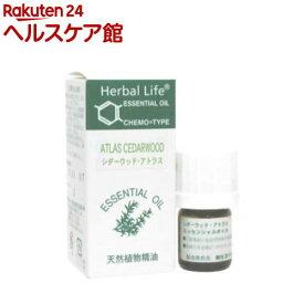 エッセンシャルオイル シダーウッド・アトラス(3ml)【生活の木 エッセンシャルオイル】