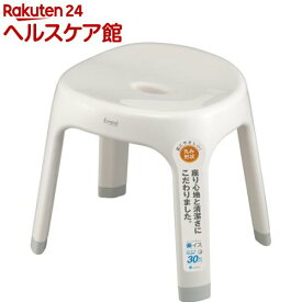 エミール 風呂イスS30 ホワイト(1コ入)【エミール】