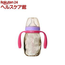 キッズミー ダイヤモンドボトル ハンドル付 ラベンダー 240ml(1個)