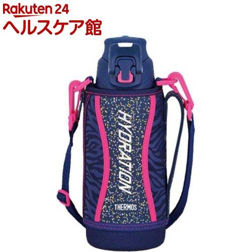 サーモス 真空断熱スポーツボトル 0.8L FFZ-801F NV-P ネイビーピンク(1コ入)【サーモス(THERMOS)】