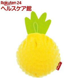 ペティオ もぎたてフルーツボール パイナップル S(1コ)【ペティオ(Petio)】