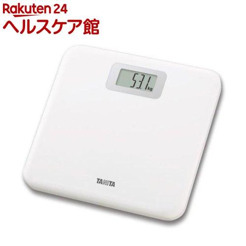 タニタ デジタルヘルスメーター ホワイト HD-661(WH)(1台)【タニタ(TANITA)】