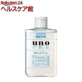 ウーノ スキンセラムウォーター(200ml)【more20】【ウーノ(uno)】